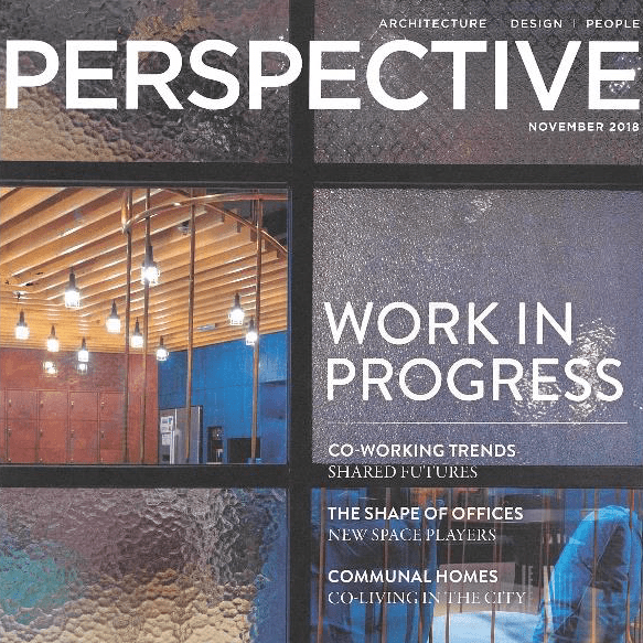 Articles Perspective Magazine Coworking Space Blueprint HK